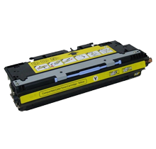 HP Q7562A Laser Toner Cartridge Yellow