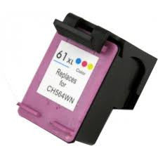HP Compatible New Gen 61xl Tri-color Inkjet cartridge