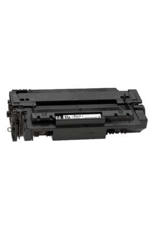 HP Compatible Q7551A  Black toner cartridge