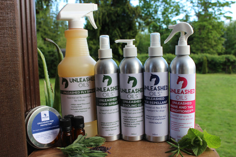 Unleashed Oils Products