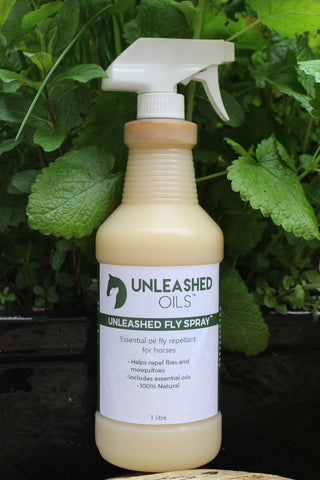 Unleashed Hoof Oil
