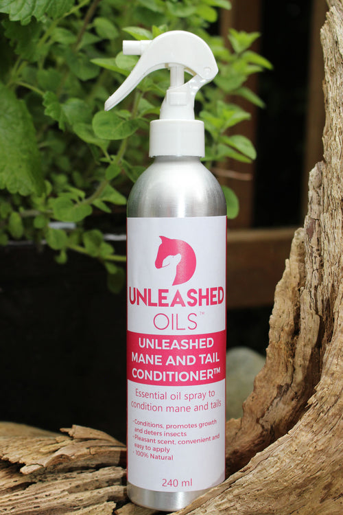 Unleashed Mane and Tail Conditioner