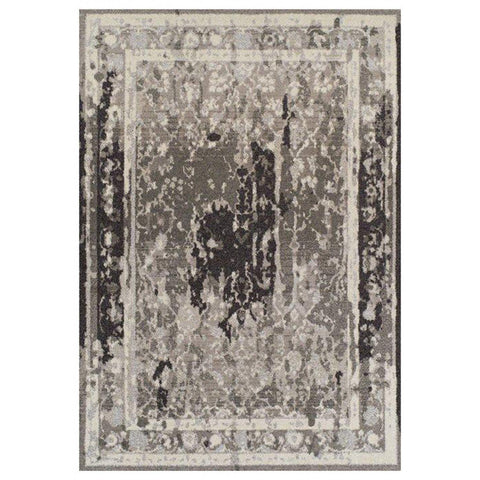 Bilbais Grey Egyptian Overdyed Rug