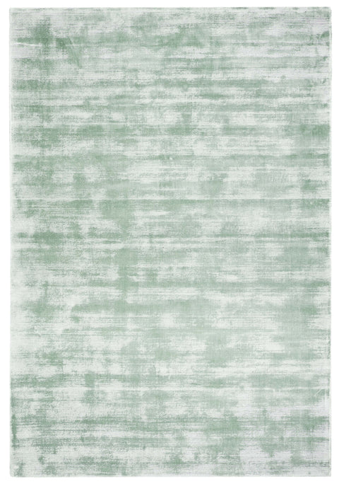 Billie Mint Green Distressed Viscose Rug