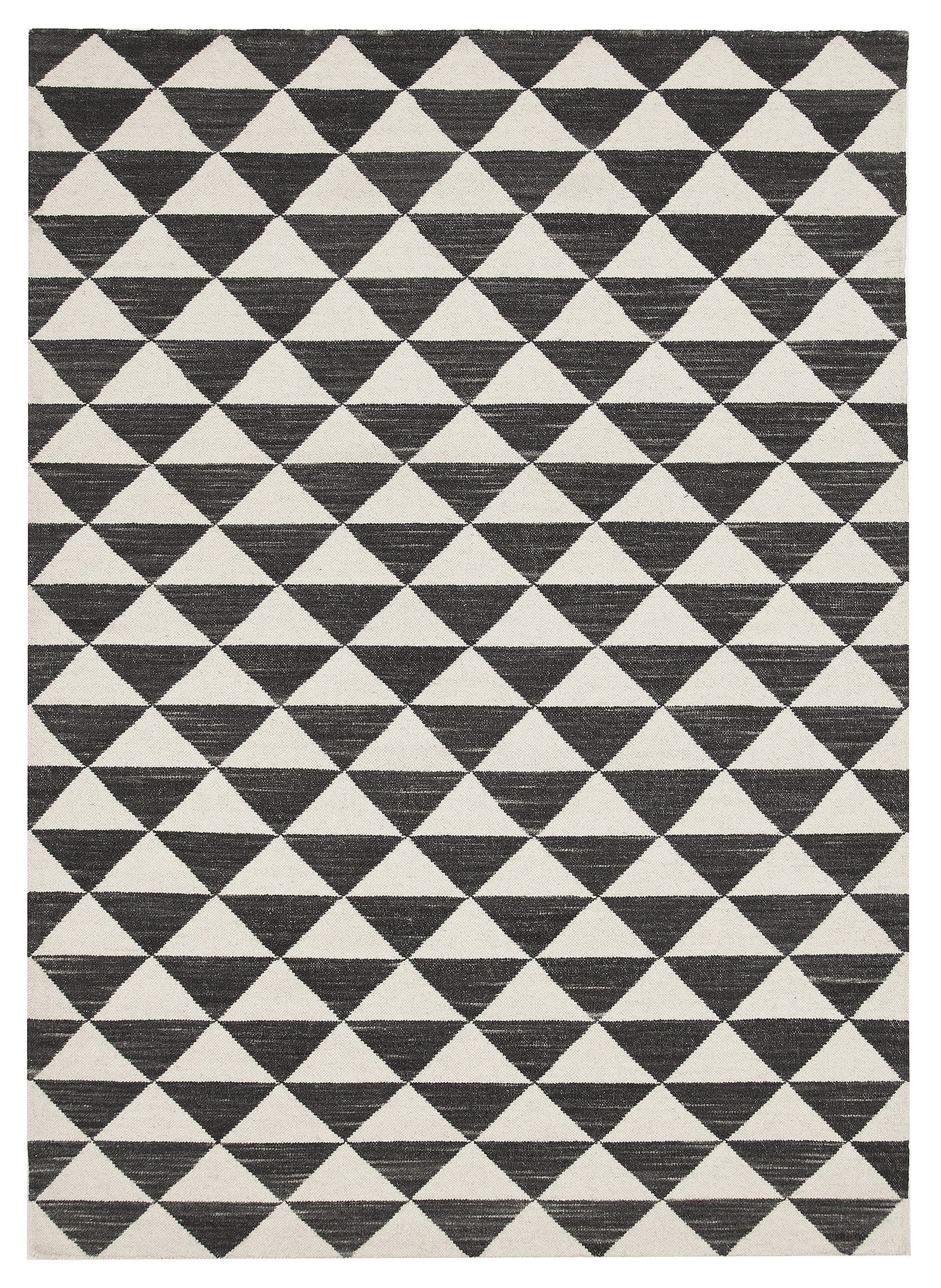 Favorite Black & White Rugs SR27