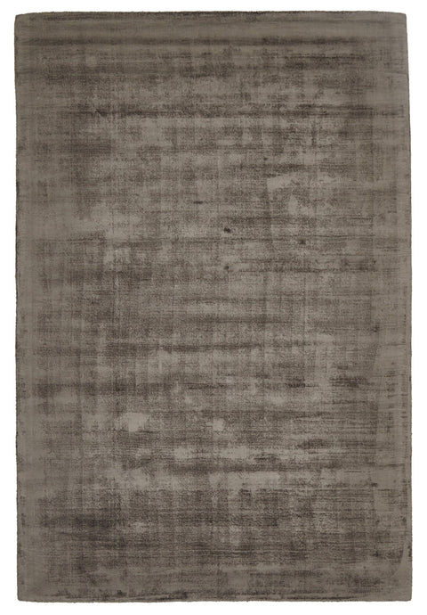 Ketchikan Chocolate Distressed Viscose Rug