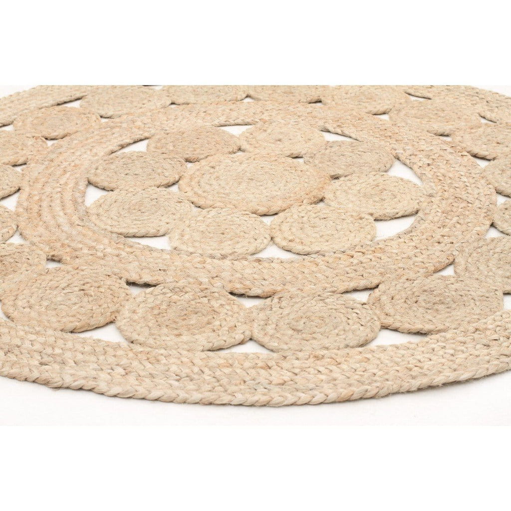 with natural screen copy shot border jute of round sizes at cream black products rug