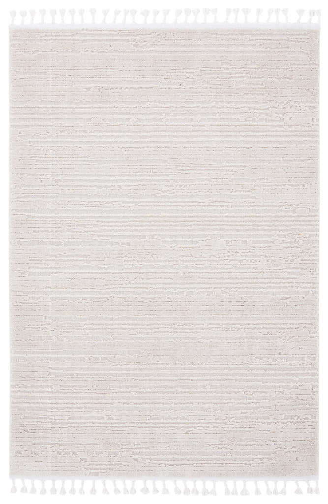 Leilani Ivory Cream Textured Rug