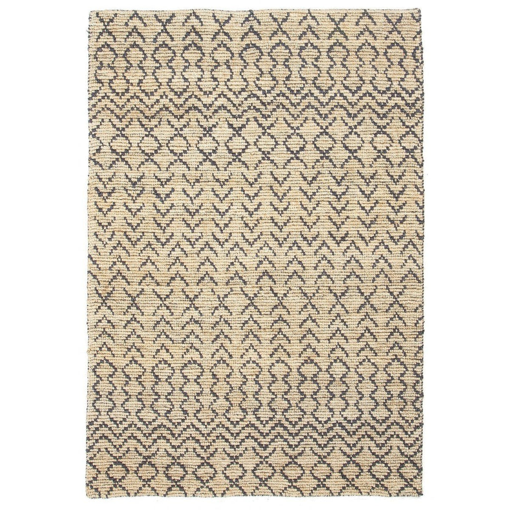 Narok Tribal Jute Floor Rug