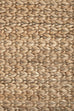 Nora Natural Tan Braided Jute Runner Rug