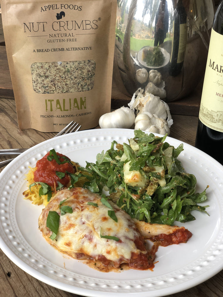 Lazy Man's Chicken Parmesan