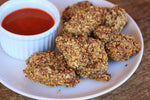 Buttermilk Ranch Nut Crumbs Chicken Nuggets