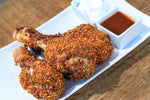 Barbecue Nut Crumbs Drumsticks