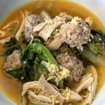 Aunt Joanie's Italian Wedding Soup