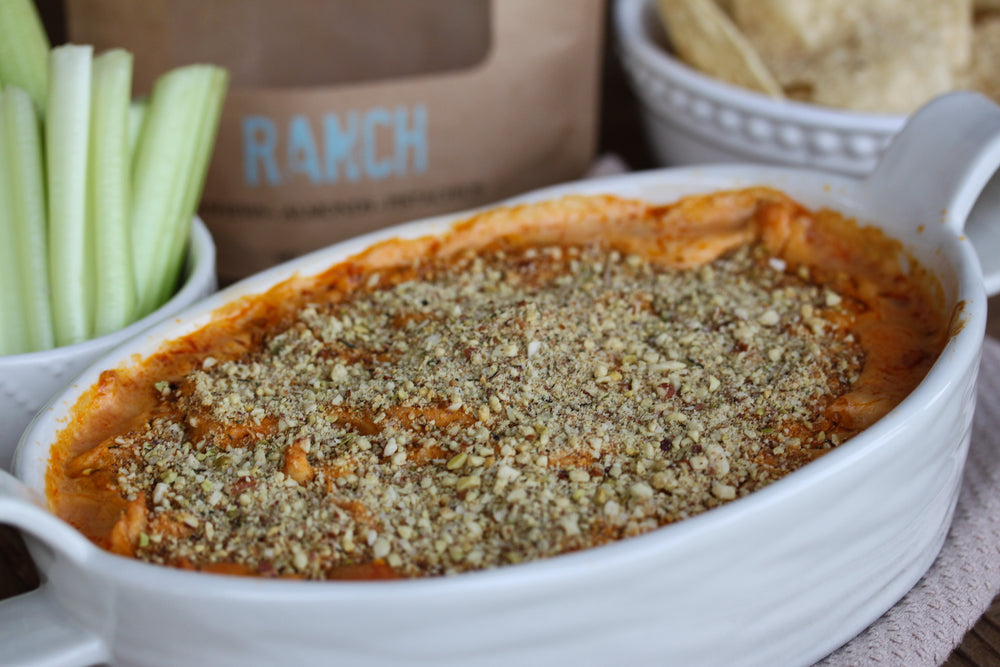 Ultimate Buffalo Ranch Dip
