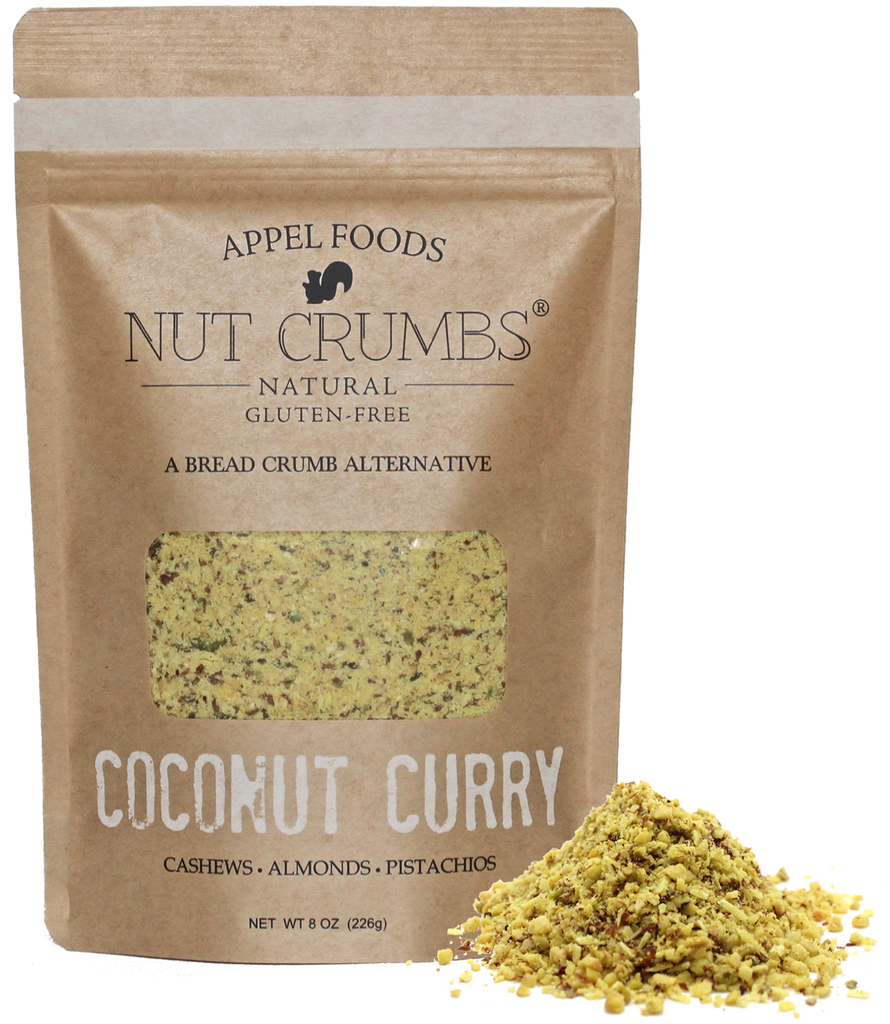 Coconut Curry - Nut Crumbs