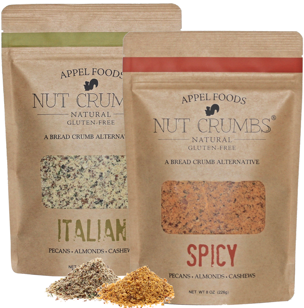 Italian | Spicy Combo Pack - Nut Crumbs