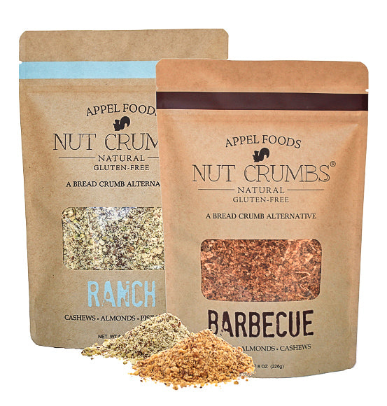 Ranch | BBQ Combo Pack - Nut Crumbs