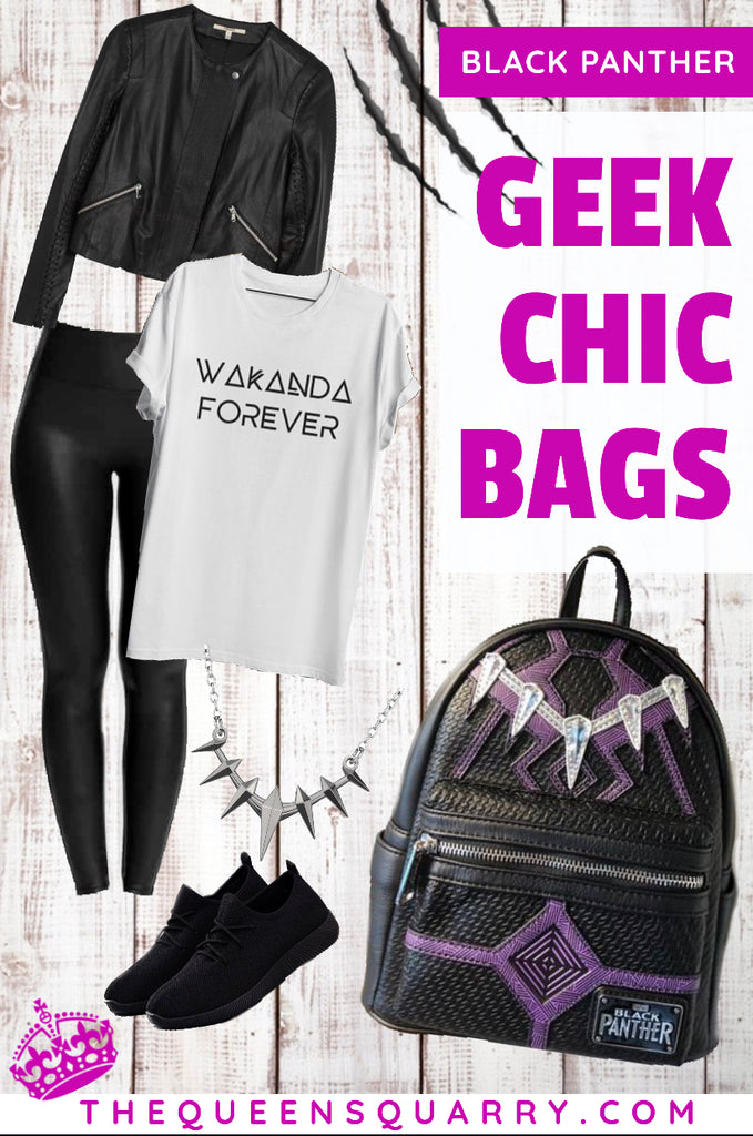 Avengers: Endgame Premiere Geek Chic Fashion Tips (Black Panther)