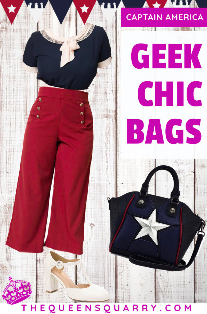 Avengers: Endgame Premiere Geek Chic Fashion Tips (Captain America)