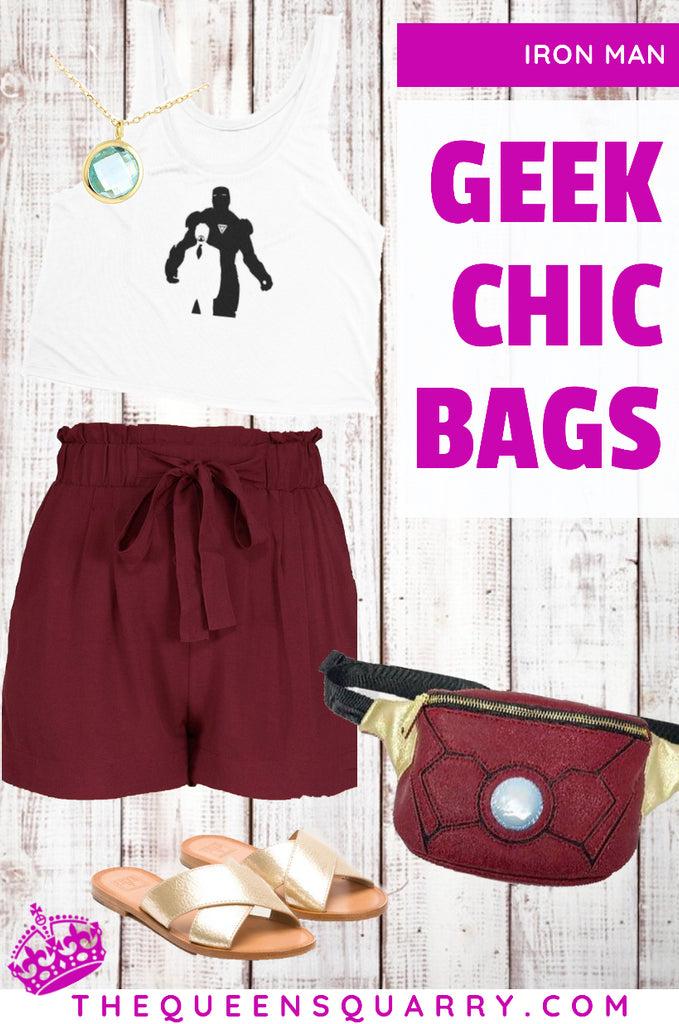 Avengers: Endgame Premiere Geek Chic Fashion Tips (Iron Man)
