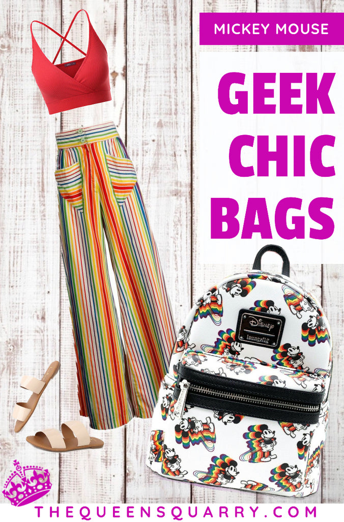 Geek Chic Bags Blog Outfit Pairing Ideas