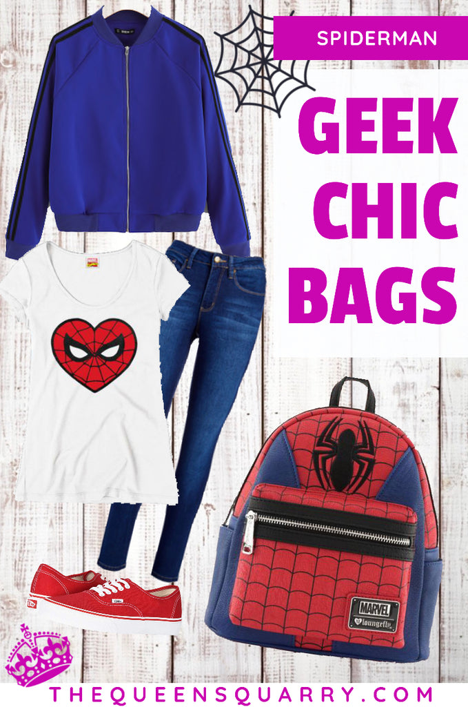 Avengers: Endgame Premiere Geek Chic Fashion Tips (Spiderman)
