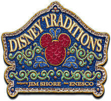 Disney Traditions by Jim Shore