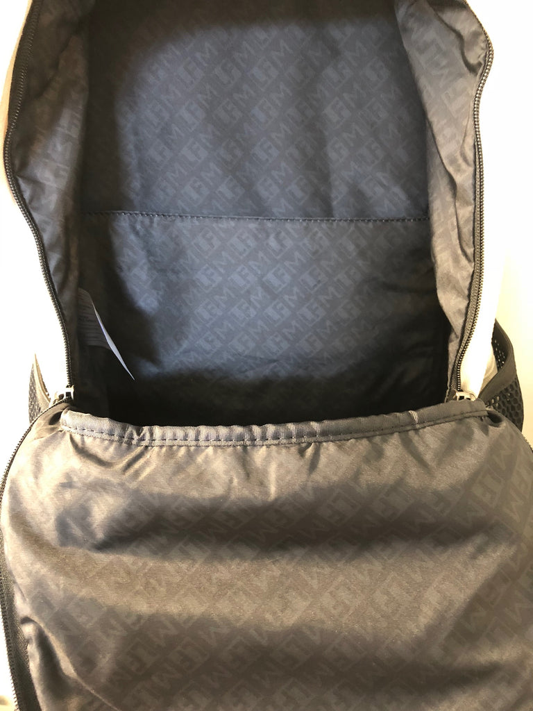 Loungefly - Disney Mickey Mouse - Taupe Male Backpack with Laptop Sleeve