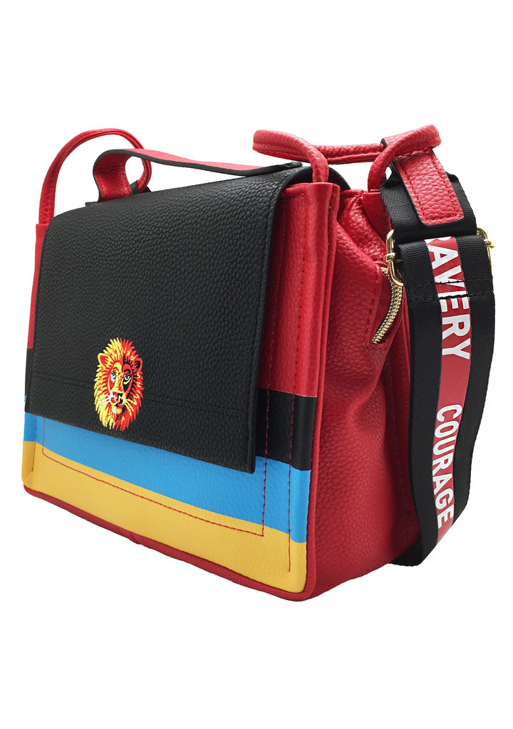 Harry Potter by Danielle Nicole - Gryffindor Shoulder Purse Bag