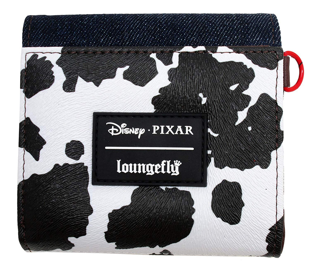 Loungefly Male - Disney x Pixar - Toy Story Woody Tri-Fold Wallet