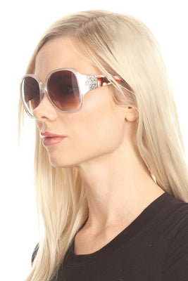 Women's Square Oversized Sunglasses