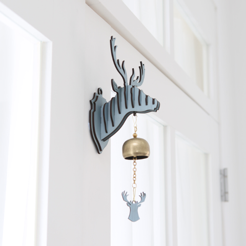 Doorbell, Reindeer (Mini)