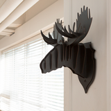 Hunting Trophy, Moose (Large)