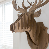 Hunting Trophy, Reindeer (Large)