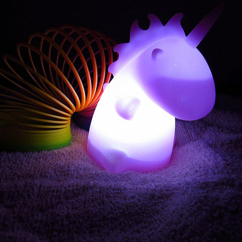 Uni, Unicorn Ambient Light