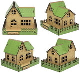 3D_Wooden assemble set_A1