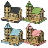 3D_Wooden assemble set_A3
