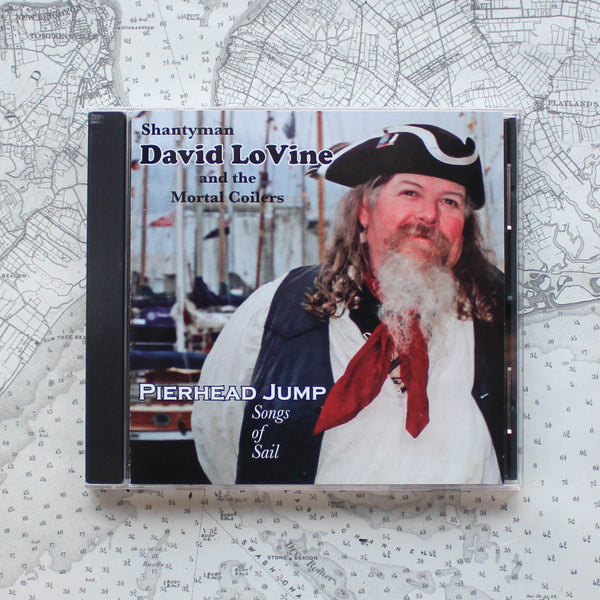 David Lovine & The Mortal Coilers - Pierhead Jump