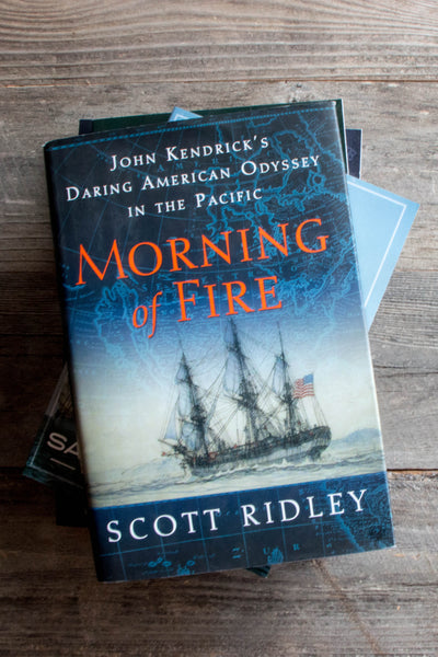 Morning of Fire - Scott Ridley