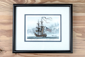 Lady Washington - Framed Print