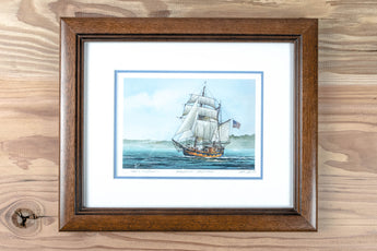 Hawaiian Chieftain - Framed Artwork