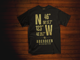 LW 30th Anniversary T-Shirt - Black & Gold