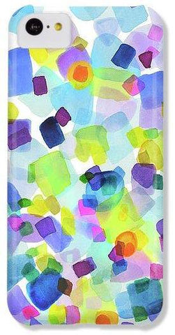 Kaleidoscope Rectangle - Phone Case