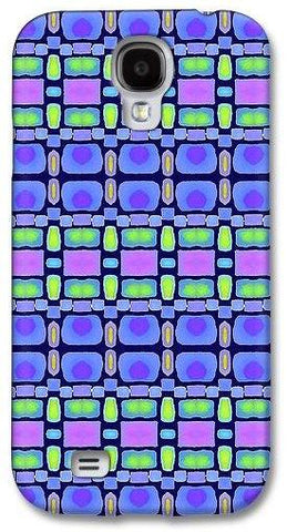 Holiday Lights Watercolor Midnight - Phone Case