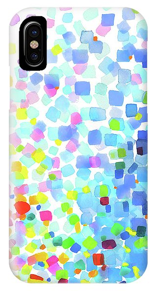 Kaleidoscope Flitter - Phone Case