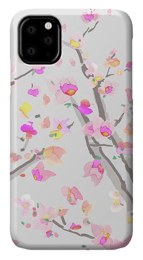 Muted Blossoms - Phone Case
