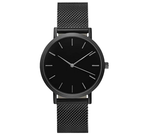 Black Edge One Watch