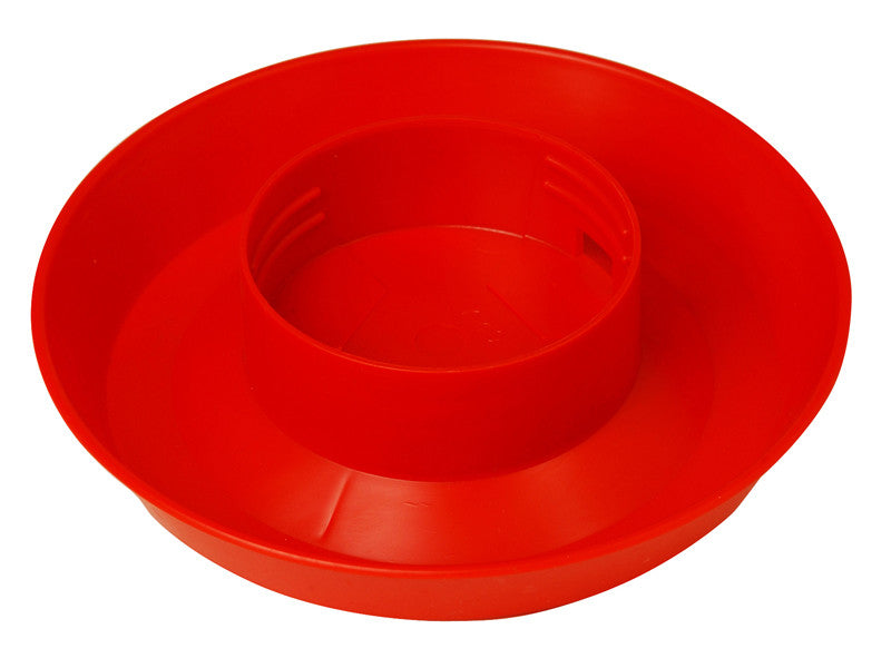 1 Quart Screw-On Poultry Waterer Base