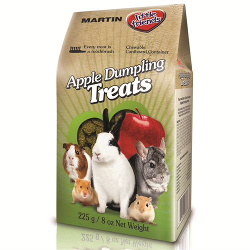 Martin Little Friends Apple Dumpling Treats